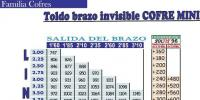 BRAZO INVISIBLE COFRE MINI